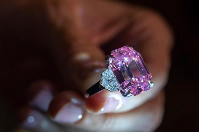 Diamond sells for $50M