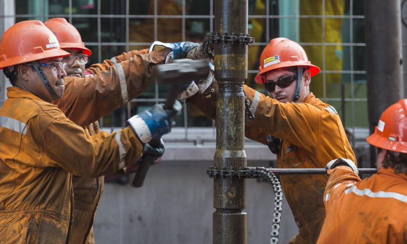 Oil prices suffer sixth weekly loss in a row