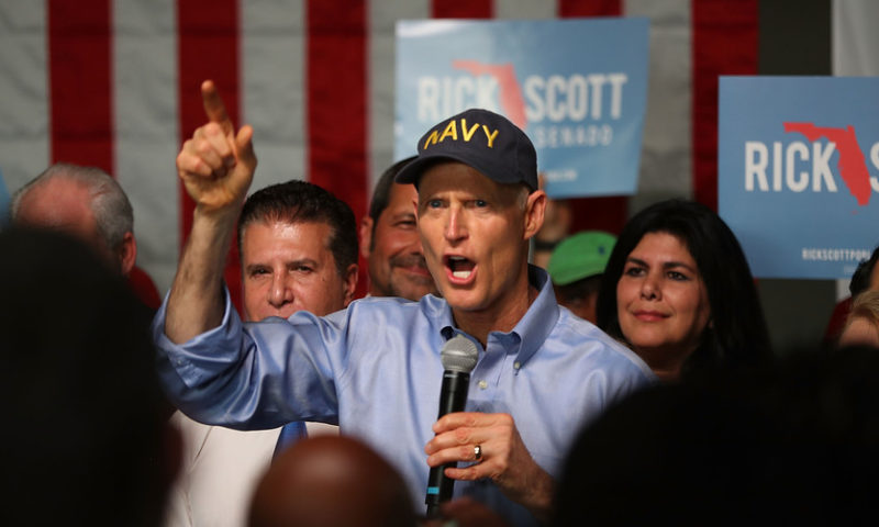 Tight Florida Senate and governor races head to a recount