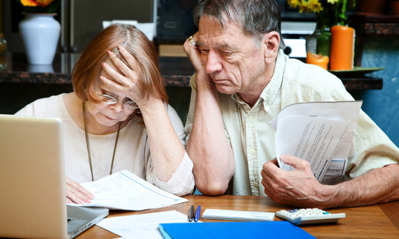 Why are so many Americans over 65 declaring bankruptcy?