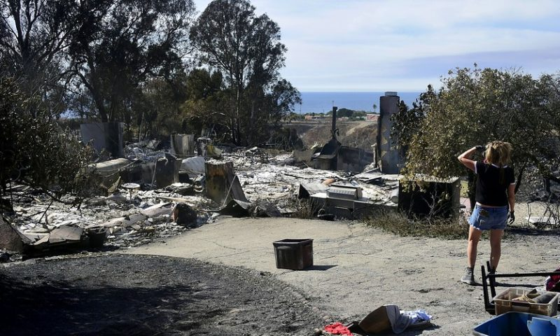 The most useful donations for victims of the California wildfires