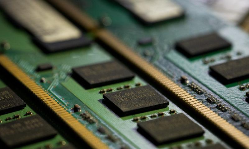 Asian markets mixed, as chip-maker stocks fall