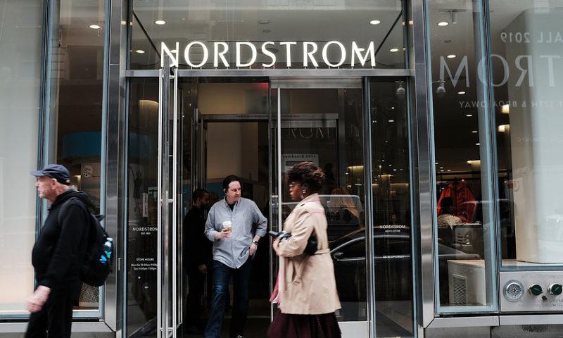 Nordstrom's profit takes a hit after credit-card-interest error