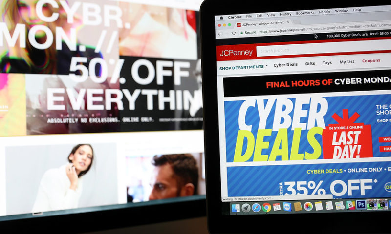 Cyber Monday set to be biggest U.S. online shopping day in history