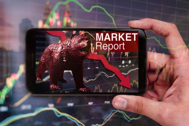 Local equities weighed down by rout in oil markets