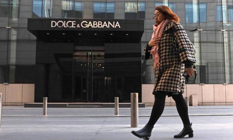 Dolce&Gabbana Fiasco Shows Importance, Risks of China Market