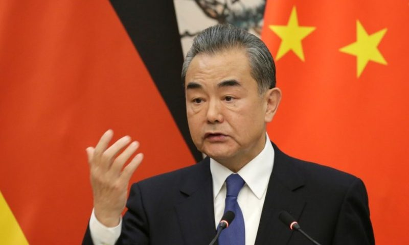 China Tells World to Ignore 'Gossip' About Xinjiang