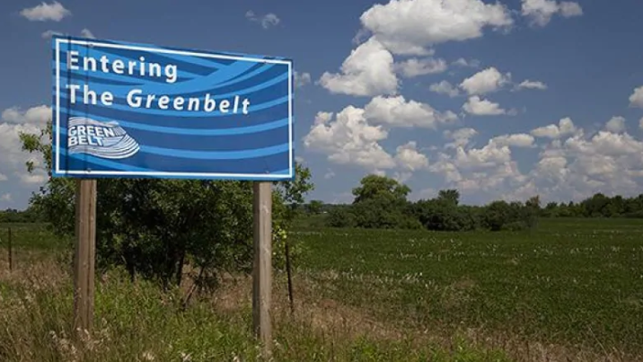 Ford's pro-business bill puts the Greenbelt at risk, Green Party says