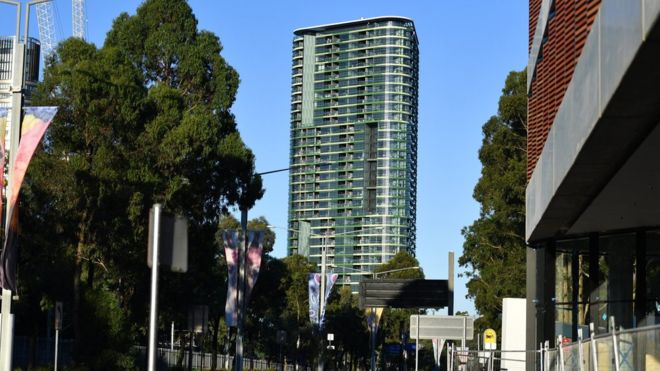 Sydney Opal Tower: Residents forced to leave for second time