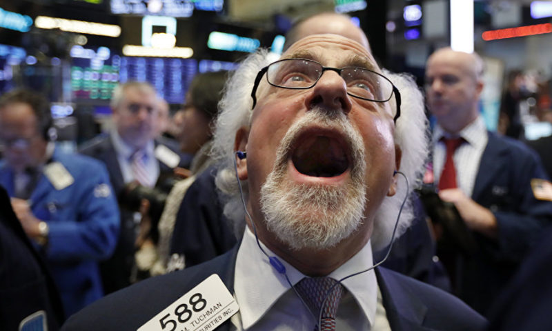 'Surreal': US Stocks Close Down as Global Equities See Worst Year in a Decade