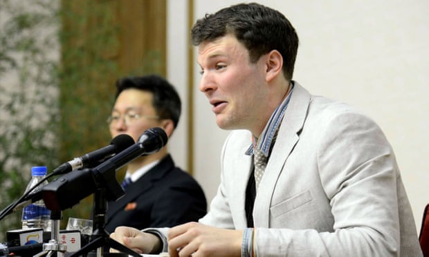 North Korea ordered to pay $501m in damages over Otto Warmbier's death