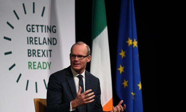 Ireland calls no-deal Brexit plan a 'damage limitation exercise'