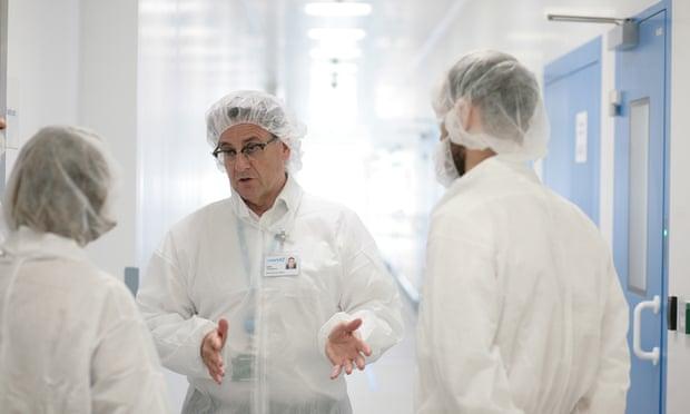 'Absolute revolution': UK biotech firms thrive despite Brexit threat