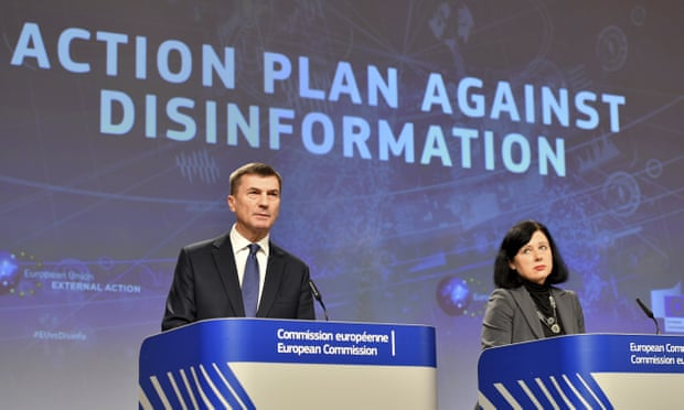 EU raises funds to fight 'disinformation war' with Russia