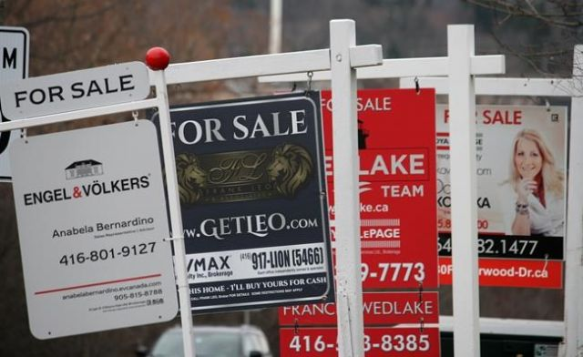Home sales fall