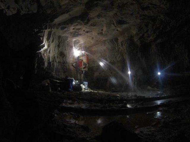 Life underground mysterious