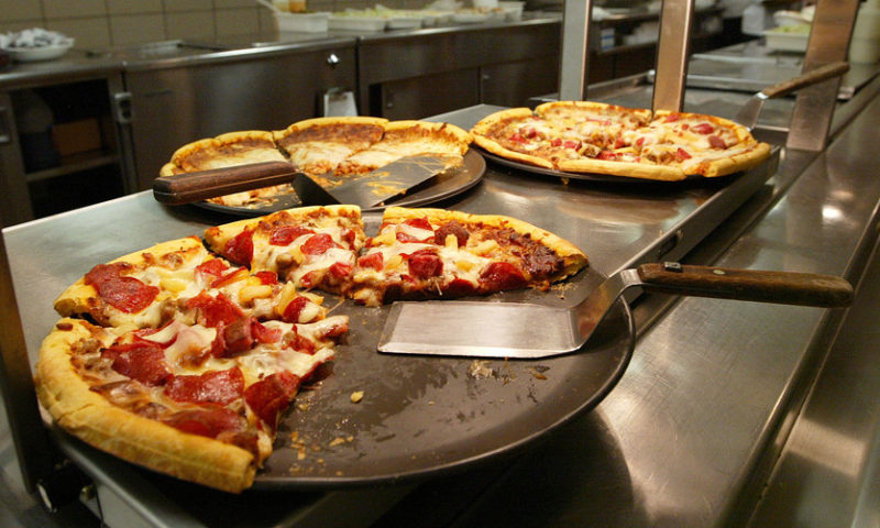 Ordering delivery pizza is about to get even easier