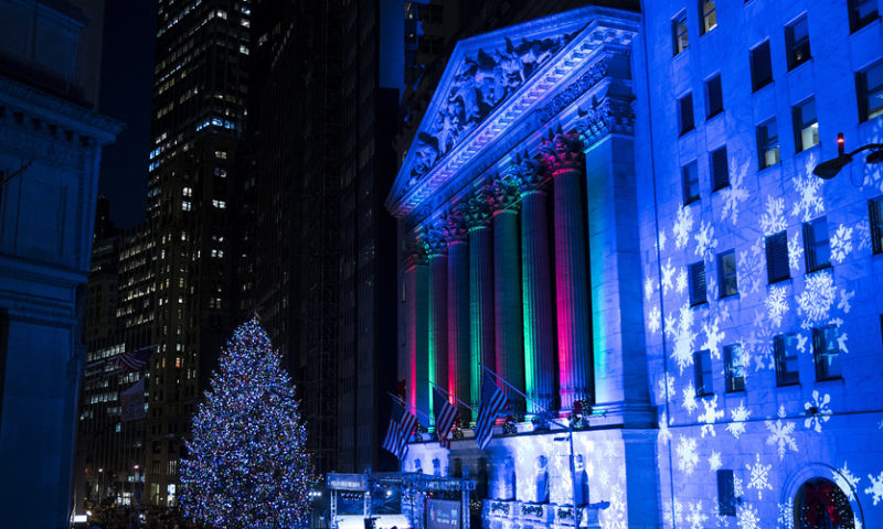 The stock market just booked its ugliest Christmas Eve plunge — ever