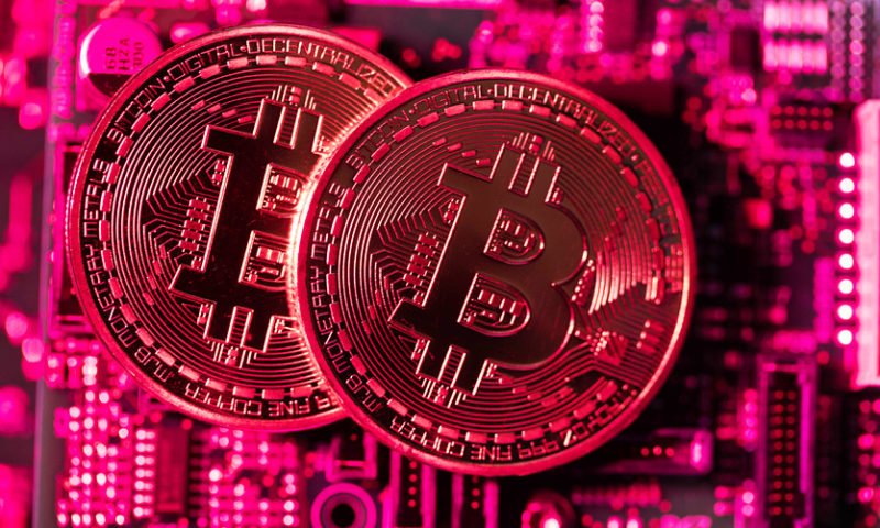 Bitcoin tumbles 8%, puts 14-month low at risk