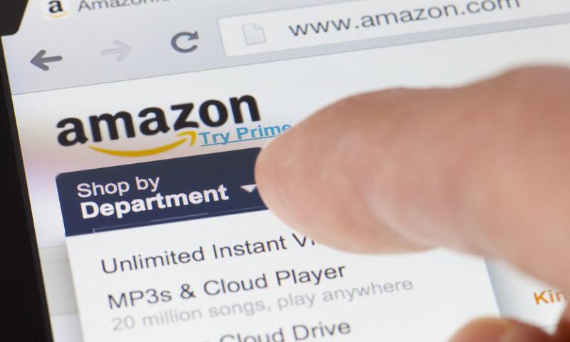 Activists create a 'Block Amazon' plug-in for Google Chrome