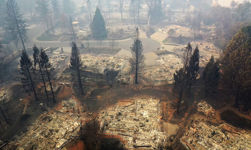 PG&E could, in theory, face murder charges in California wildfires