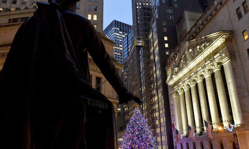 U.S. stock futures turn higher as market readies to reopen after Christmas Eve meltdown