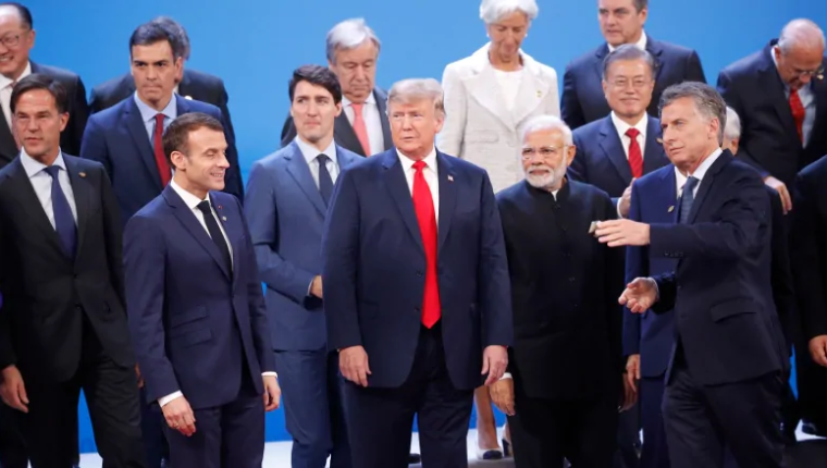 G20 members agree on reforming WTO — but not on climate change
