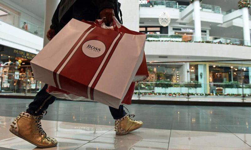 US Consumer Spending Rises Solid 0.4 Percent in November
