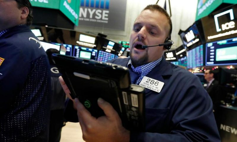 Asia Shares Post Moderate Losses After Wall Street Sell-Off