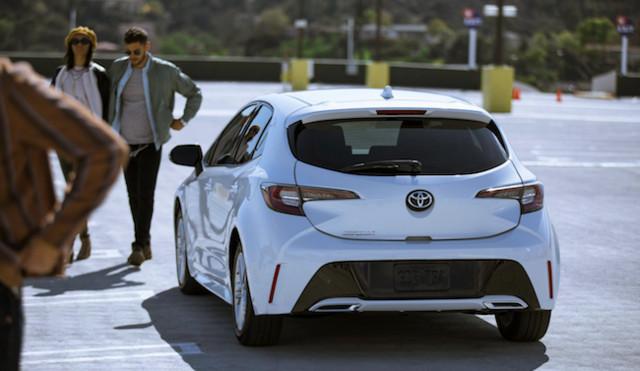 Car sales hitting bottom?