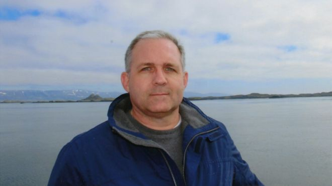 Paul Whelan: Russia rules out prisoner swap for ex-US Marine