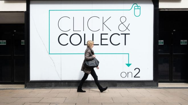 High Street crisis: Can 'click and collect' save shops?
