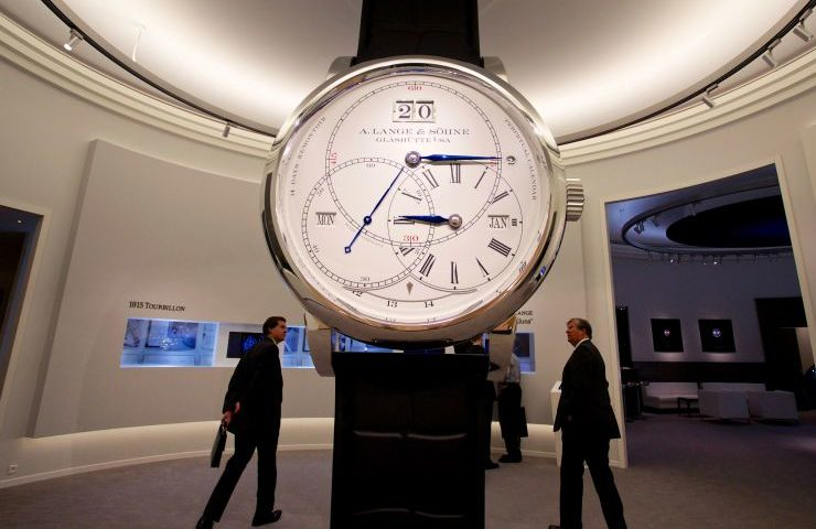 Sales of luxury jewelry, watches and boats at risk as stock market swoons