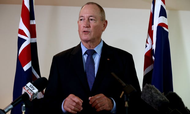 Liquidators chase Fraser Anning for eight months over failing business