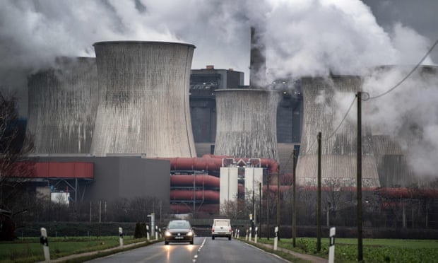 Germany agrees to end reliance on coal stations by 2038