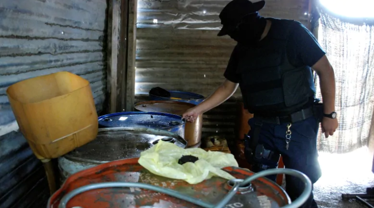 Mexico's battle against oil theft by violent gangs causes gasoline shortages
