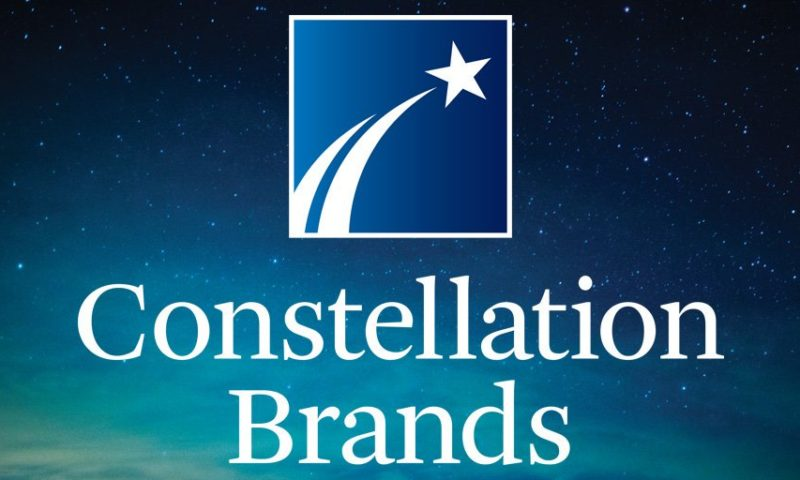 Equities Analysts Reduce Earnings Estimates for Constellation Brands, Inc. (STZ)