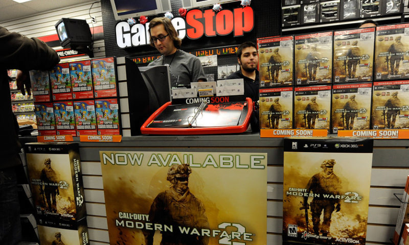 GameStop says it's no longer for sale, stock promptly plummets