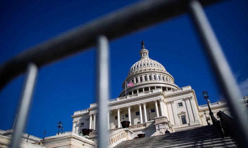 Democrats dismiss Trump's latest plan, but it may get Senate vote