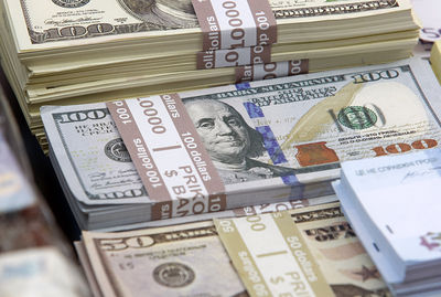 Why the stock market's fate could hinge on the U.S. dollar