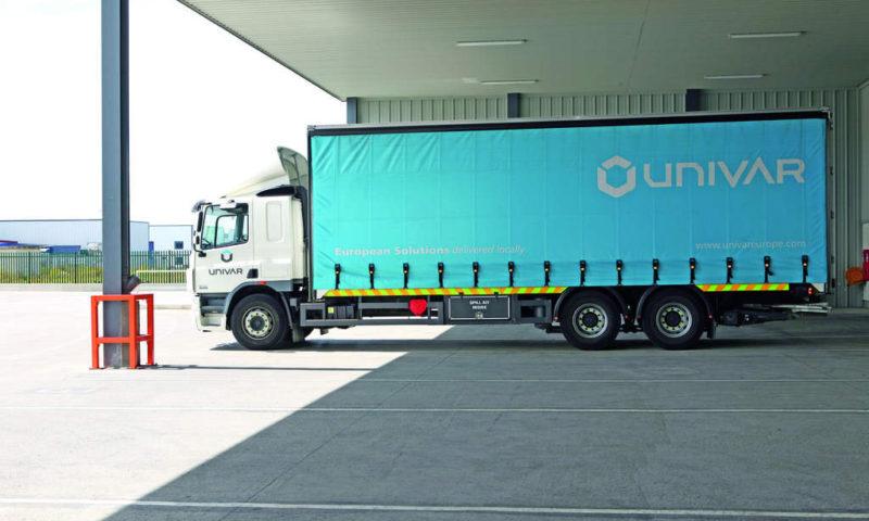 Univar Inc. (UNVR) Moves Higher on Volume Spike for January 02