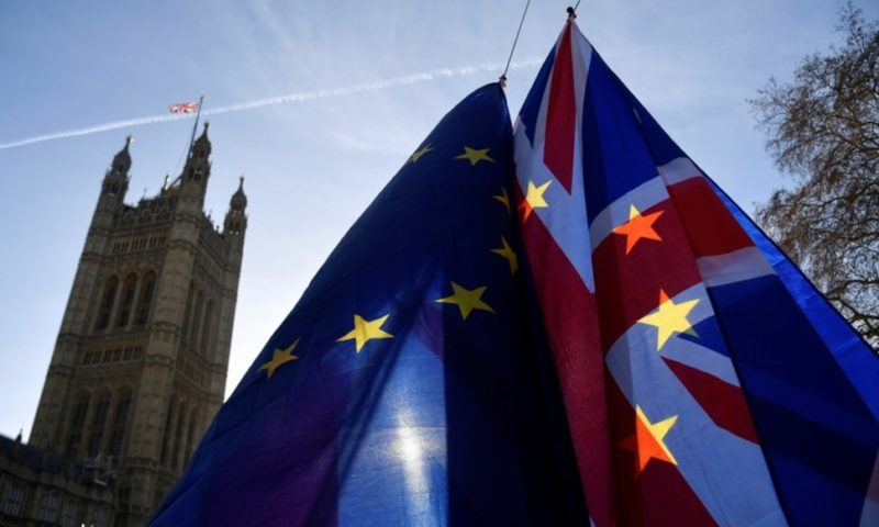 'Get a Grip on Brexit', Businesses Tell UK's Quarrelling Politicians