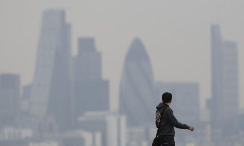 Britain Pledges Legislation in 2019 to Combat Deadly Air Pollution