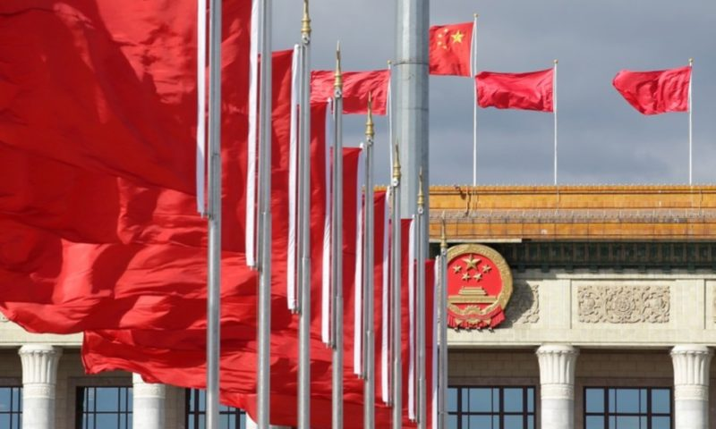 China Promises Graft Crackdown in Education, Health
