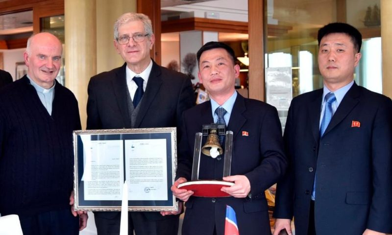 North Korean Envoy to Italy Vanishes _ Did He Defect?