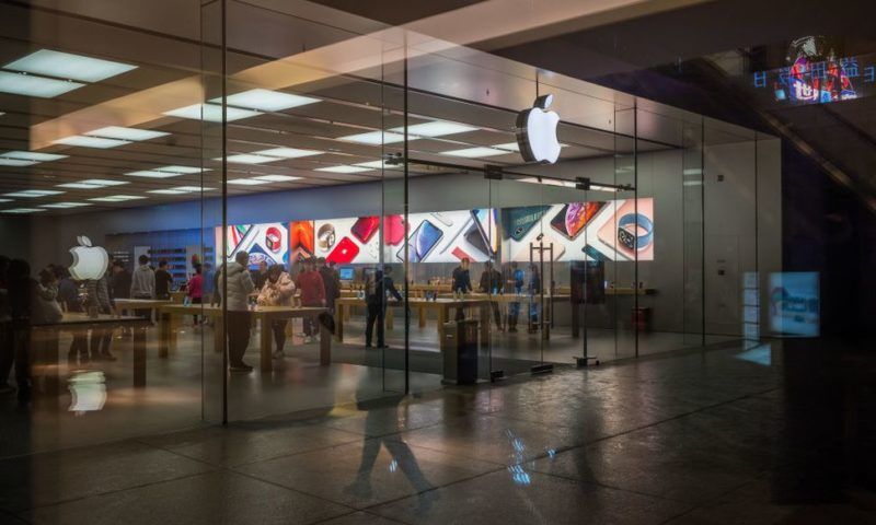 Apple's Poor Sales in China Spurs Global Instability