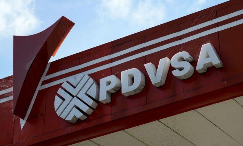 U.S. Announces Sanctions Against Venezuela State-Owned Oil Company