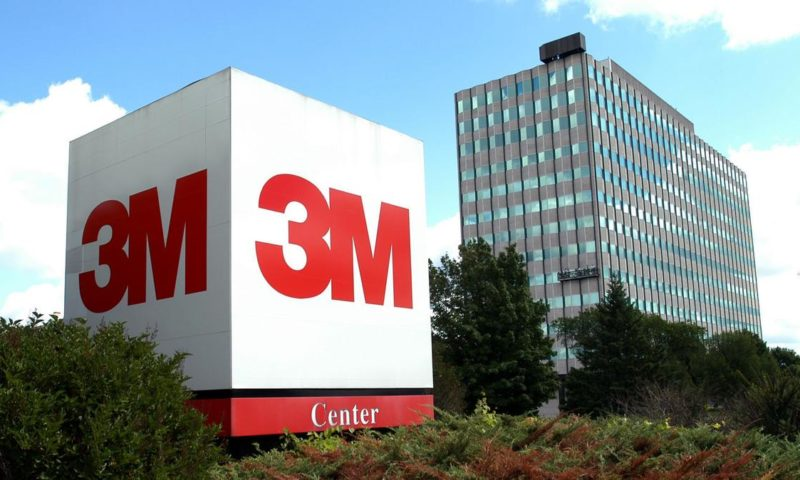 3M Company (MMM) Moves Higher on Volume Spike for January 29