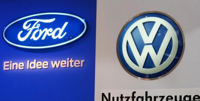 VW, Ford team up on trucks