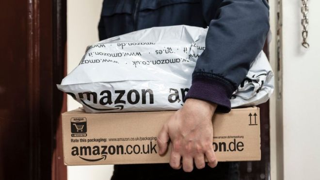 Amazon sparks fears with sales forecast